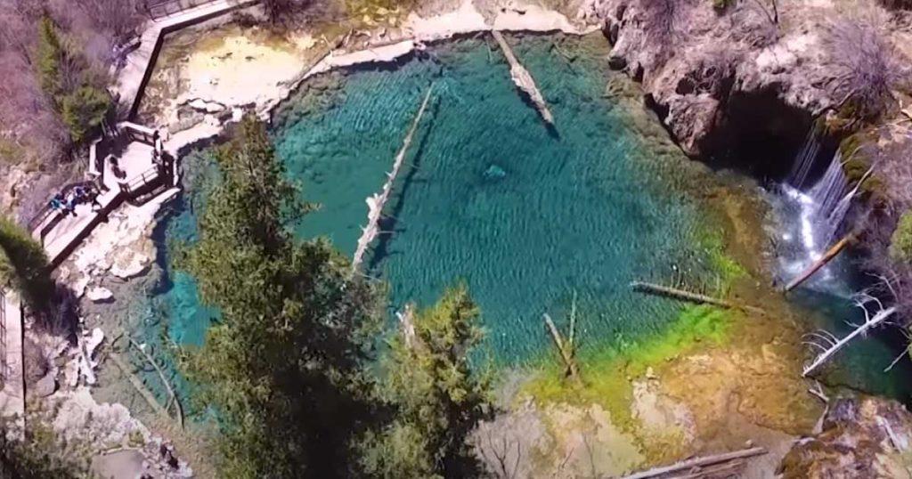 Hanging-lake