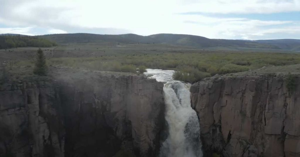 South-Clear-Creek-Falls